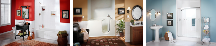 Bathroom Remodeling, Walk-In Safety Baths, Shower Conversions